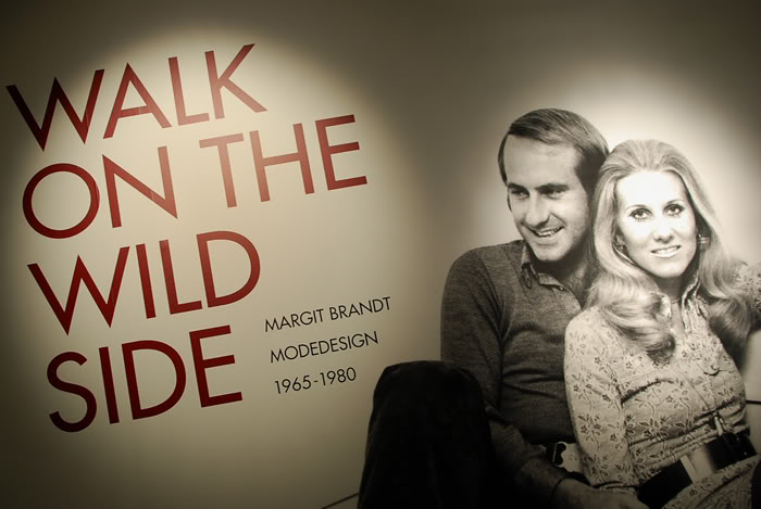 bd9c79b9a6cb Kunstindustrimuseet har for tiden en helt fantastisk udstilling om Margit  (og Erik) Brandts vilde modeeventyr og i den forbindelse dekadente liv.