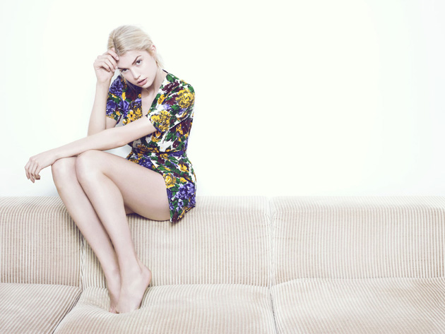 Ganni Campaign Images Holiday PreSpring 2013 5
