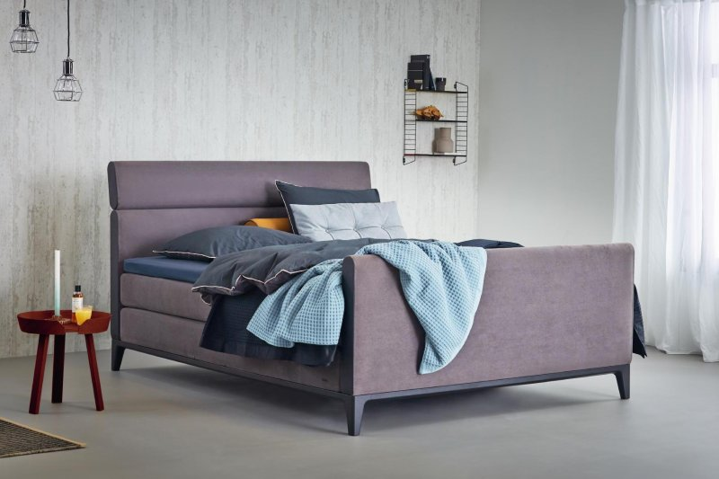 Auping_Criade_boxspring_Bend_OOST_Slaapcomfort_Amsterdam