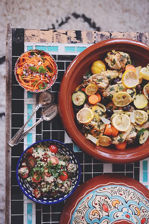 sund mad leveret til døren