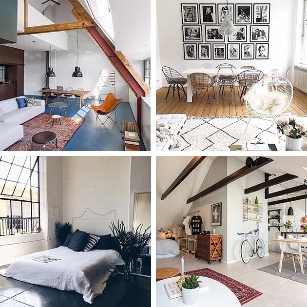 bolig inspiration 3 x boliginspiration på Instagram   Emily Salomon bolig inspiration