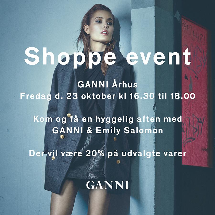 Shoppe event oktober 15 - Emily