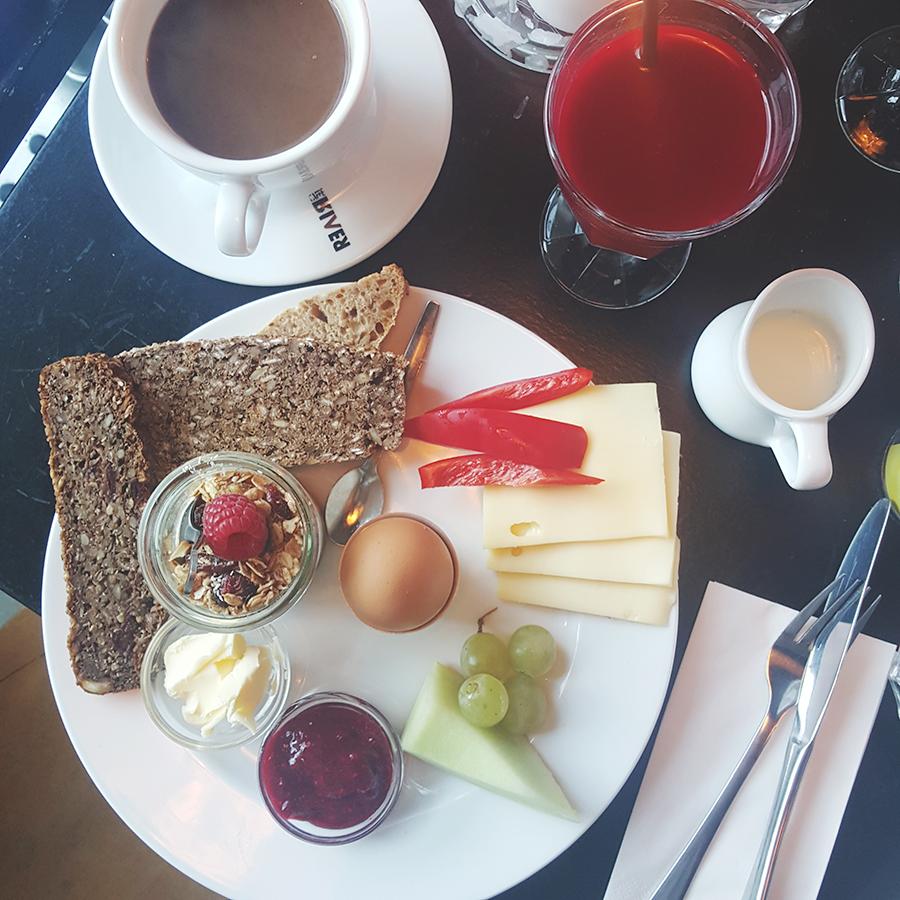 morgenmadgestus