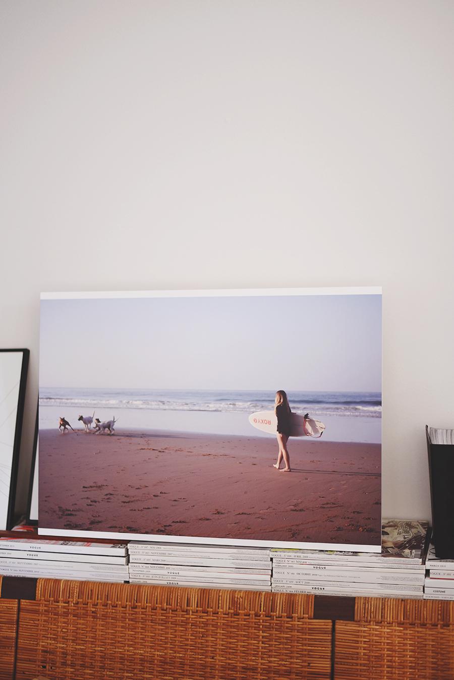 DIY egne fotografier til væggen | Emily Salomon | Bloglovin'