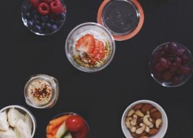 12 healthy snacks on the go