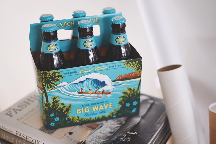 big wave ale