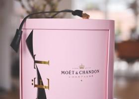 Vind: Valentines champagnegave