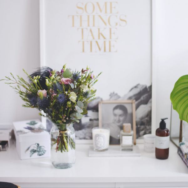 blomster vase