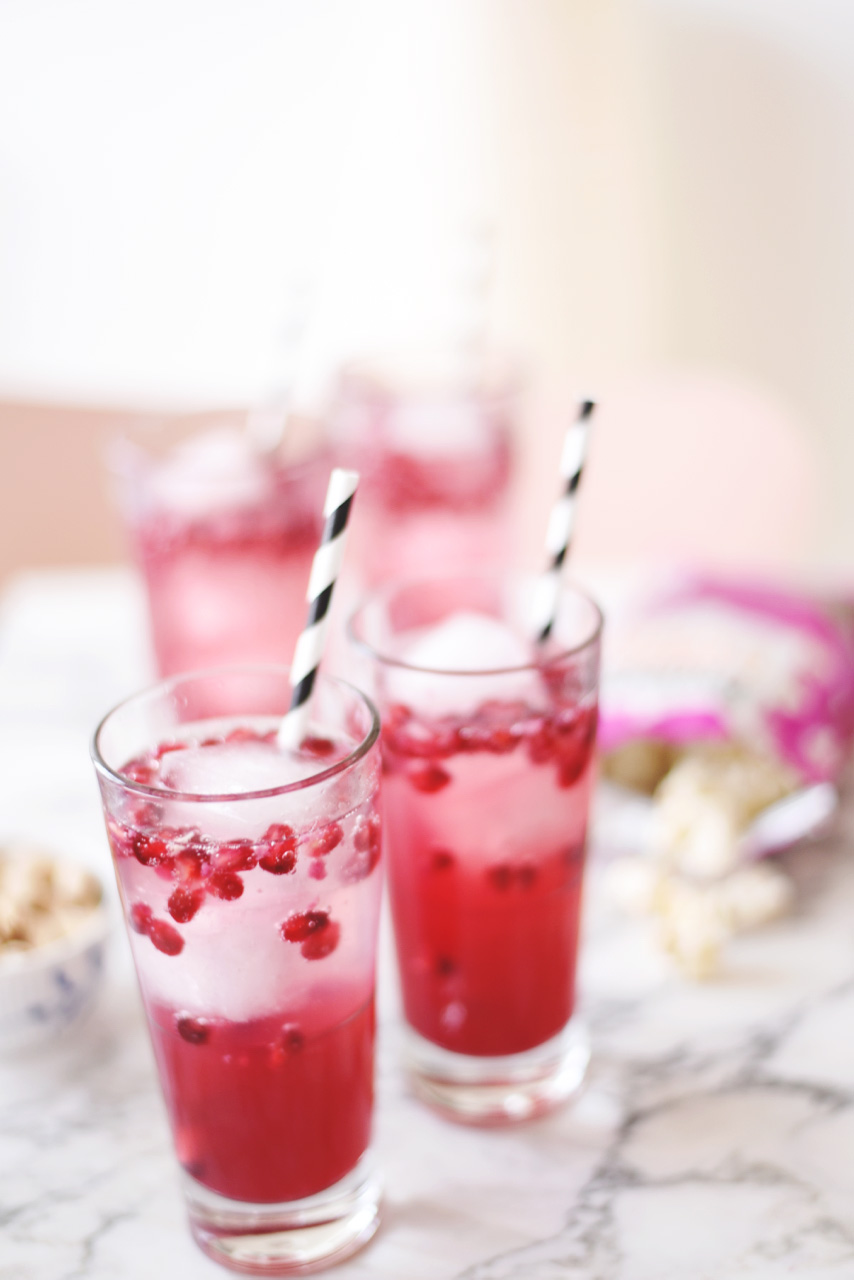 pomegranate drink2