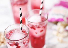 Fredagscocktail: Pomegranate Spritz