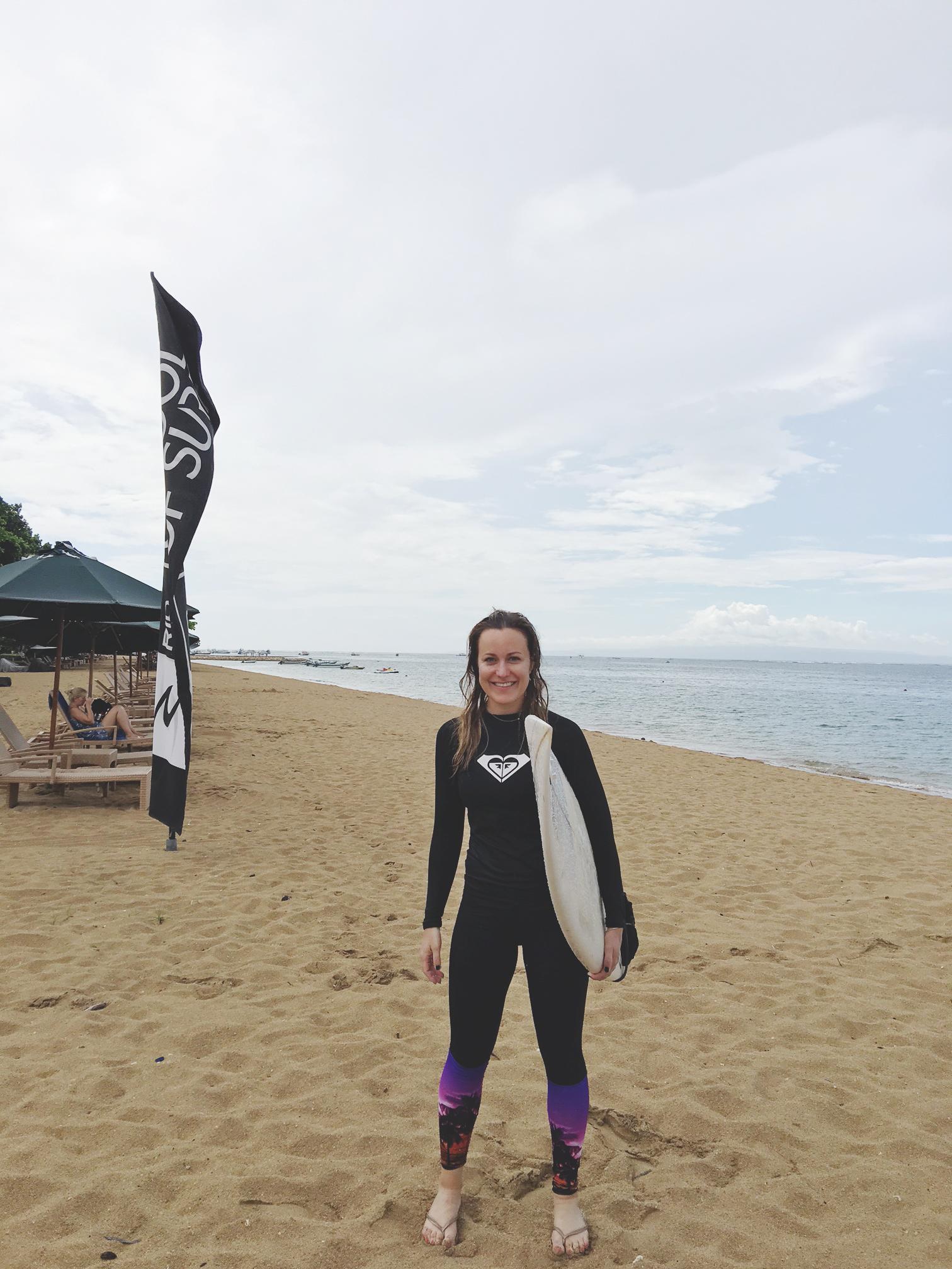post surf