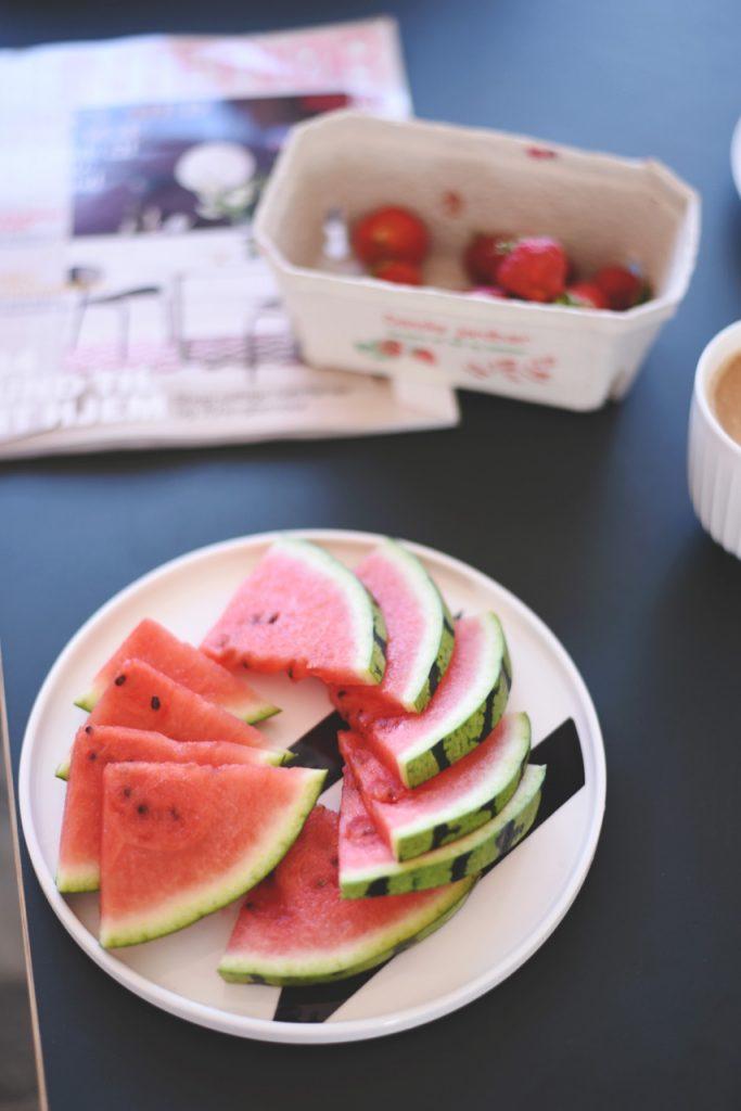 frugt sommer