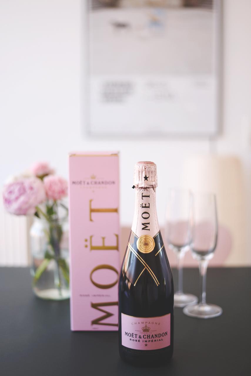 sød champagne