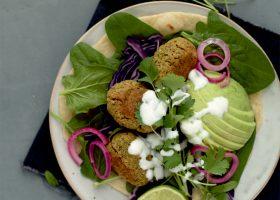 Opskrifter: Falafler & Vegetarisk Bolognese trin-for-trin