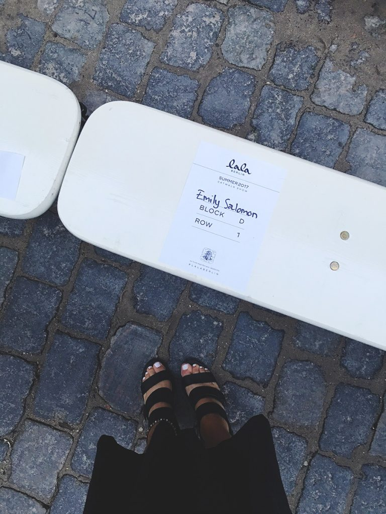 lala berlin show