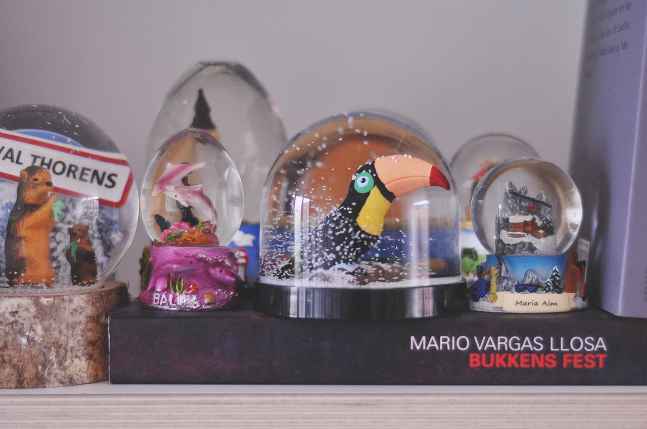 snow globes