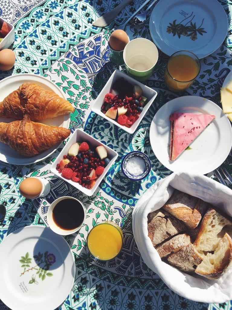 sommerhusmorgenmad