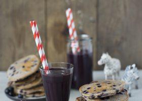 Opskrifter: Blåbærpandekager, grøn omelet, cookies m.m.