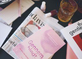 Læseklub i oktober: Gennemblødt