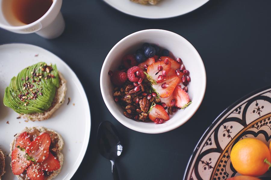 granola avocadomad