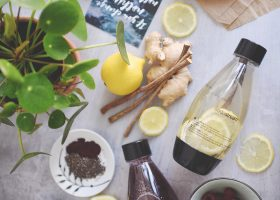 Less plastic • More bubbles
