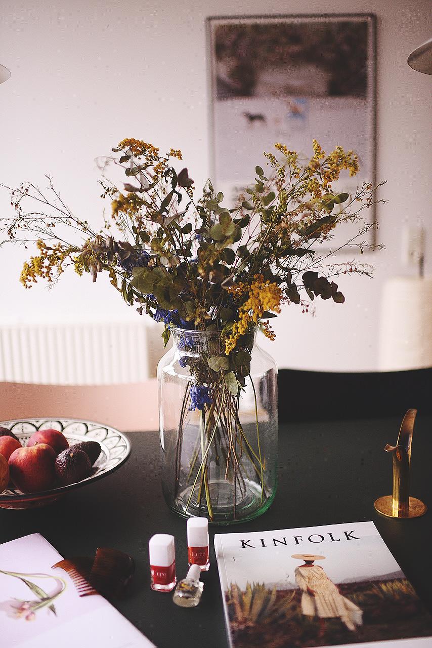 tørrede blomster til salg