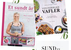 Weekly Wanted: Sundheds- og kogebøger