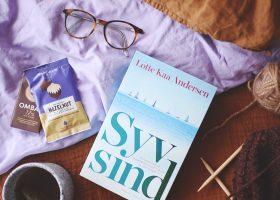 Læseklub: Syv sind + vind bogen