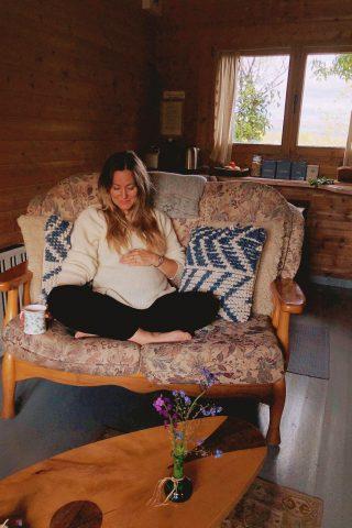 Gravid uge 28-29: Næseblod, voksende baby og arrig mor