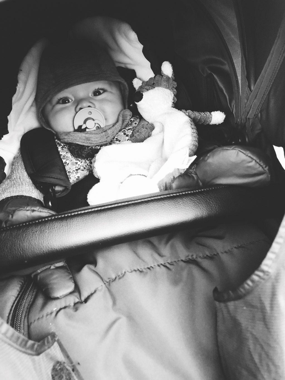 baby i barnevogn