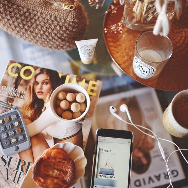 lydbog kage kaffe