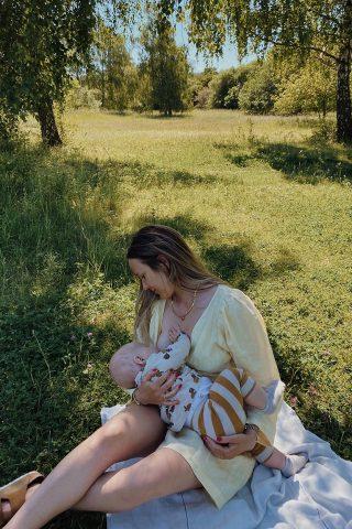 11 måneder som mor