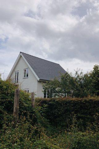 Et lille hus 'på landet'