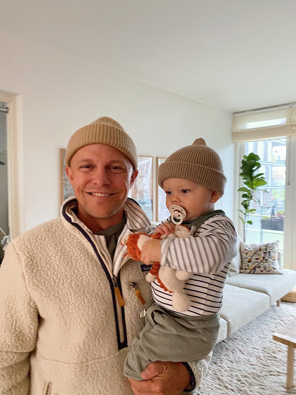 Kurt og far